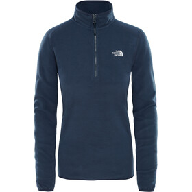 The North Face 100 Glacier 1/4 Zip Women Urban Navy
